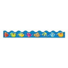 "TREND® Bolder Borders and Terrific Trimmers, Sea Buddies, 2 1/4"" x 39 ft"
