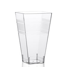 Wavetrends 10 oz. Square Tumblers - 1110