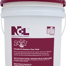 24-7 Extended Performance Floor Finish, 5 gal