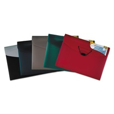 Mead® Expandables Six-Pocket Expanding File, Letter, Assorted