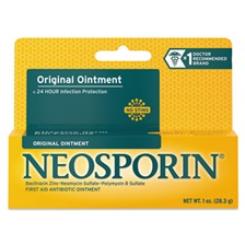 Neosporin® Antibiotic Ointment, 1oz Tube