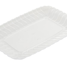 "Flairware 5""x7"" SNACK TRAY - 257-CL"