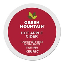Green Mountain™ Hot Apple Cider K-Cups, 24/Box