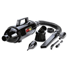 DataVac® Metro Vac Portable Hand Held Vacuum and Blower with Dust Off Tools