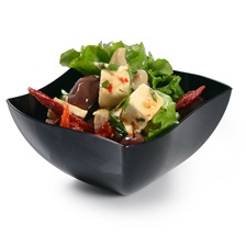 Wavetrends 16 oz. Serving Bowl - 116-BK
