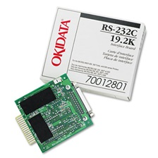 Oki® Internal RS-232C Interface for Okidata Microline ML-320/321/520/521/590/591