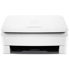 HP ScanJet Enterprise Flow 5000 s4 Sheet-Feed Scanner, 600x600 dpi, 80-Sheet ADF