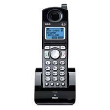 RCA® ViSYS Two-Line Accessory Handset