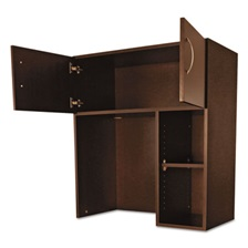 Alera Plus™ Hospitality Hutch, 36 x 18 x 40 1/4, Cherry
