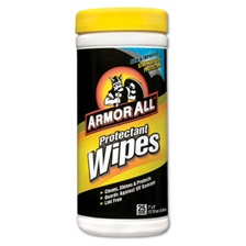 Armor All® Auto Protectant Wipes, 25/Canister