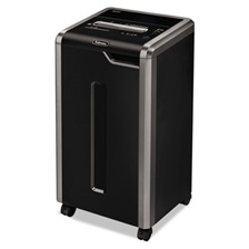 Fellowes® Powershred 325Ci 100% Jam Proof Cross-Cut Shredder, 22 Sheet Capacity
