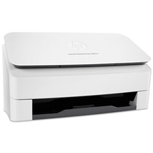 HP ScanJet Enterprise Flow 7000 s3 Sheet-Feed Scanner, 600x600 dpi, 80-Sheet ADF