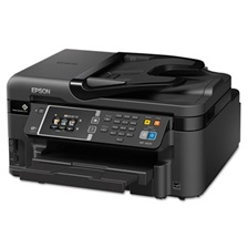 Epson® WorkForce 3620 Wireless All-in-One Inkjet Printer, Copy/Fax/Print/Scan