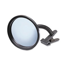 "See All® Portable Convex Security Mirror, 7"" dia."