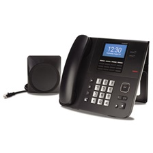 RCA® IP170S Eight-Line VoIP Cordless Office Phone System and Service