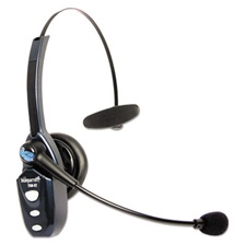 BlueParrott® B250-XT Monaural Over-the-Head Headset