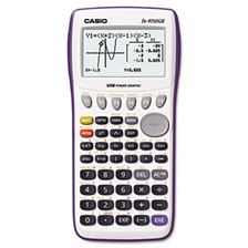 Casio® 9750GII Graphing Calculator, 21-Digit LCD