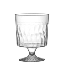Flairware 5.5 oz. 1 PIECE WINE GLASS - 2205