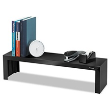 Fellowes® Designer Suites™ Shelf, 26 x 7 x 6 3/4, Black Pearl