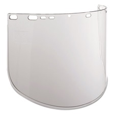Jackson Safety* F40 Face Shield Window, Propionate, Clear, Unbound