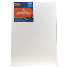 Elmer's® White Pre-Cut Foam Board Multi-Packs, 18 x 24, 2/PK
