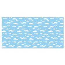 "Pacon® Fadeless Designs Bulletin Board Paper, Clouds, 48"" x 50 ft."