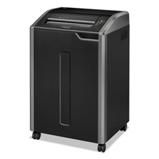 Fellowes® Powershred 485Ci 100% Jam Proof Cross-Cut Shredder, TAA Compliant
