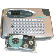 Casio® KL60SR Label Maker, 2 Lines