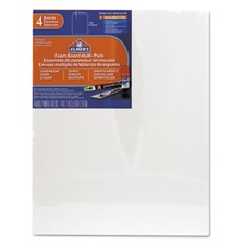 Elmer's® White Pre-Cut Foam Board Multi-Packs, 11 x 14, 4/PK