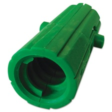 Unger® AquaDozer Squeegee Acme Threaded Insert, Nylon, Green