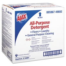 Ajax® Ajax Low-Foam All-Purpose Laundry Detergent, 36lb Box