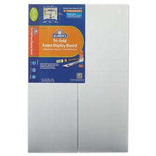 Elmer's® CFC-Free Polystyrene Foam Premium Display Board, 24 x 36, White, 12/Carton
