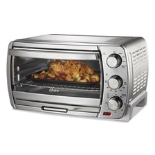 Oster® Extra Large Countertop Convection Oven, 18.8 x 22 1/2 x 14.1, Stainless Steel