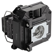 Epson® ELPLP61 Replacement Projector Lamp for PowerLite 915W/1835/430/435W/D6150