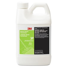 3M™ Neutral Cleaner Concentrate 3P, Fresh Scent, 1900mL Bottle, 6/Carton