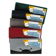 Mead® Expandables 13-Pocket Expanding File, Check Size, Assorted