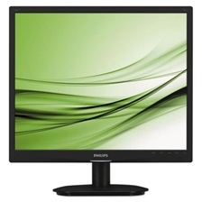 Philips® S-Line LCD Monitor, SmartPower, 19""