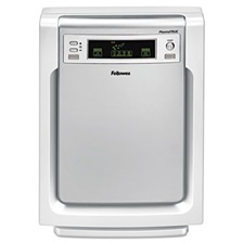 Fellowes® Air Purifier, 300 sq ft Room Capacity, HEPA filter