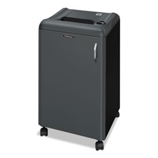 Fellowes® Fortishred 2250C Heavy-Duty Cross-Cut Shredder, 14 Sheet Capacity, TAA Compliant