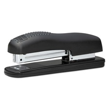 Bostitch® Ergonomic Desktop Stapler, 20-Sheet Capacity, Black