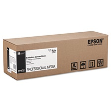 "Epson® Exhibition Canvas Gloss, 17"" x 40 ft. Roll"