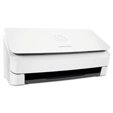 HP ScanJet Pro 2000 s1 Sheet-Feed Scanner, 600x600 dpi, 50-Sheet ADF