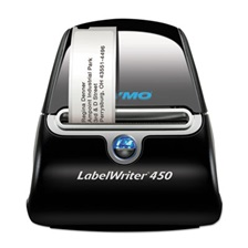 "DYMO® LabelWriter Printer, 2 3/10"" Labels, 51 Labels/Min, 5w x 7 2/5d x 5 1/5h"