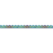 "TREND® Terrific Trimmers Bright Border, 2 1/4"" x 39"" Panels, Star Brights, 12/Set"