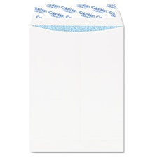 Columbian® Grip Seal Security Tinted Catalog Envelopes, 10 x 13, 28lb, White Wove, 100/Box