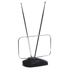 RCA® Indoor Digital TV Antenna, Non-Amplified, 40-Mile Range