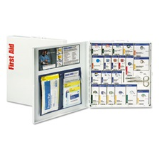First Aid Only™ ANSI 2015 SmartCompliance First Aid Station for 50 People, 241 Piece