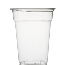 Super Sips 9 oz. PET Tall Drinking Cup - 310978-CL