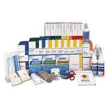 First Aid Only™ 4 Shelf ANSI Class B+ Refill with Medications, 1427 Pieces