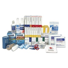 First Aid Only™ 3 Shelf ANSI Class B+ Refill with Medications, 675 Pieces